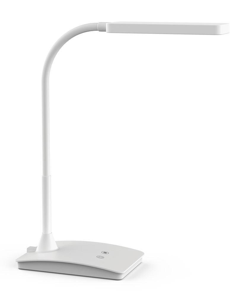 LED-Tischleuchte Pearly, weiß
